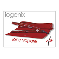 IOGENIX: IONIC STEAM STRAIGHTENER