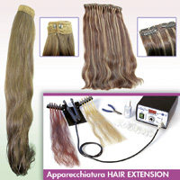 100% NATURAL HUMAN HAIR EXTENSIONS